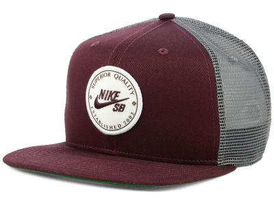 0e7b2c36140 Nike SB Patch Trucker Cap