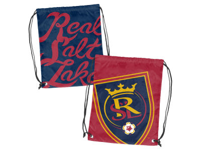 Real Salt Lake Logo Brands Doubleheader Backsack