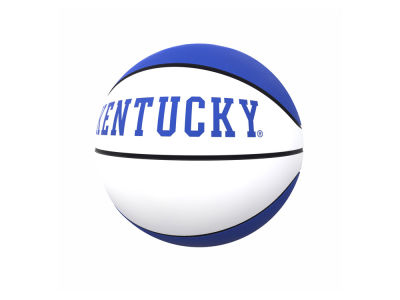 Kentucky Wildcats Logo Brands Official-Size Autograph Basketball