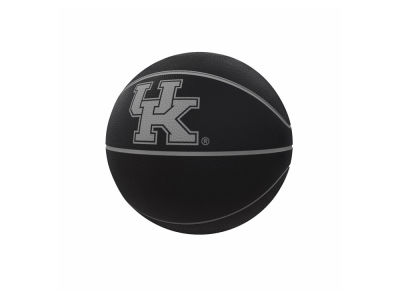 Kentucky Wildcats Logo Brands Blackout Full-Size Composite Basketball