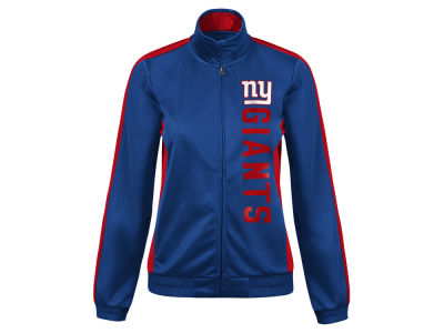 New York Giants G-III Sports NFL Women's Backfield Track Jacket