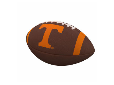Tennessee Volunteers Logo Brands Team Stripe Official-Size Composite Football
