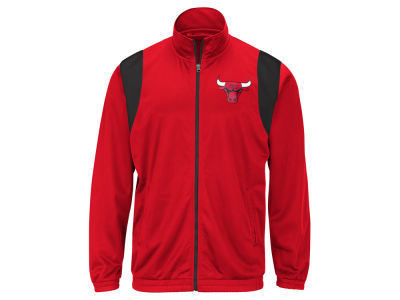 Chicago Bulls G-III Sports NBA Men's Clutch Time Track Jacket