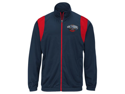 New Orleans Pelicans G-III Sports NBA Men's Clutch Time Track Jacket