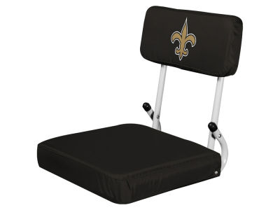 New Orleans Saints Logo Brands Hardback Stadium Seat V
