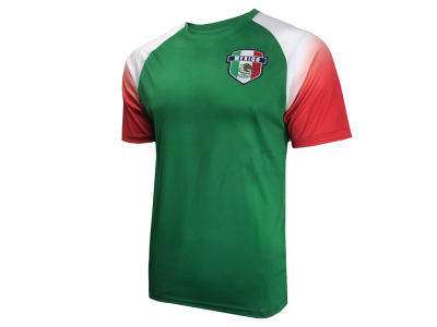 Mexico Youth National Team Sublimated Sleeve T-Shirt