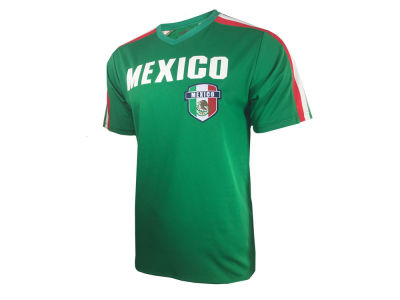 Mexico Youth National Team Mesh Warm-up T-shirt