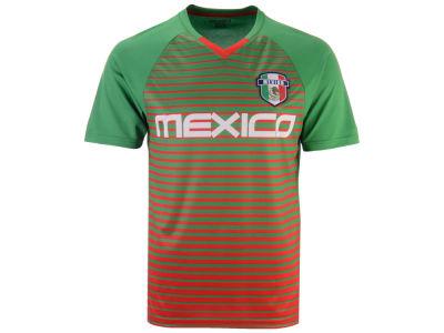 Mexico Men s National Team V-Neck Poly T-shirt e46bdb33d79