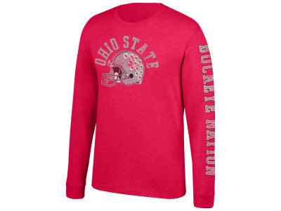 Ohio State Buckeyes Top of the World NCAA Men's Choice Long Sleeve T-Shirt