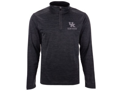 Kentucky Wildcats Top of the World NCAA Men's Luminary Reflective Quarter Zip Pullover