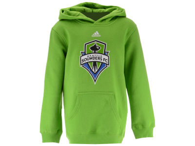 Seattle Sounders FC adidas MLS Youth Primary Logo Hoodie