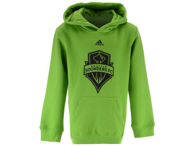 Seattle Sounders FC adidas MLS Youth Pitch Street Hoodie