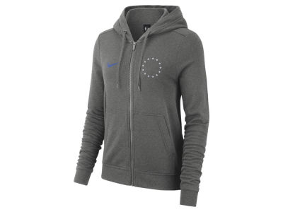 Philadelphia 76ers Nike NBA Women's City Edition Full Zip Hoodie