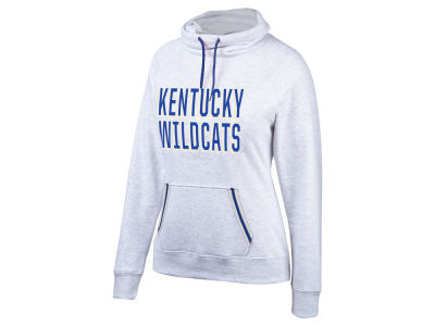 Kentucky Wildcats Top of the World NCAA Women's Day Break Cowl Neck Sweatshirt