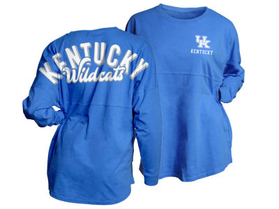 Kentucky Wildcats Top of the World NCAA Women's Long Sleeve Gameday T-shirt
