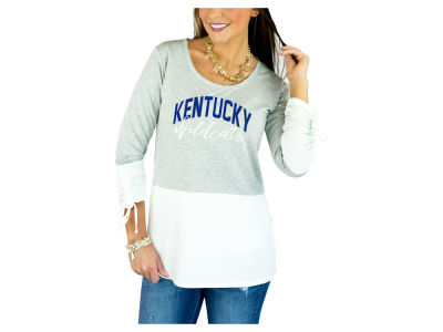 Kentucky Wildcats Gameday Couture 2018 NCAA Women's Colorblock Tunic