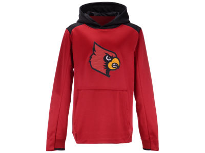 Louisville Cardinals Outerstuff NCAA Youth Off The Grid Hoodie