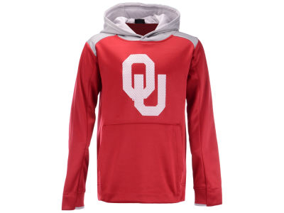 Oklahoma Sooners Outerstuff NCAA Youth Off The Grid Hoodie