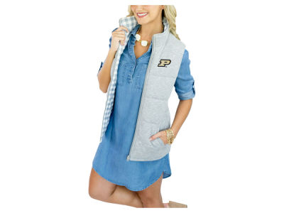 Purdue Boilermakers Gameday Couture NCAA Women's Reversible Vest