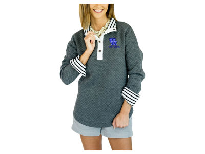 Kentucky Wildcats Gameday Couture NCAA Women's Snap Quilted Pullover