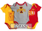 Iowa State Cyclones Outerstuff NCAA Infant Lil Tailgater 3 Piece Set Infant Apparel
