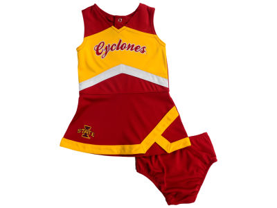 Iowa State Cyclones Outerstuff NCAA Infant Cheer Captain Dress