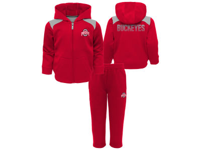 Outerstuff NCAA Infant Play Action Fleece Set