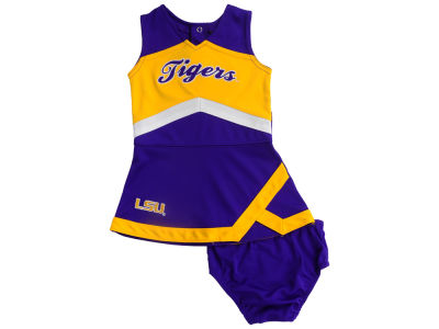LSU Tigers Outerstuff NCAA Infant Cheer Captain Dress