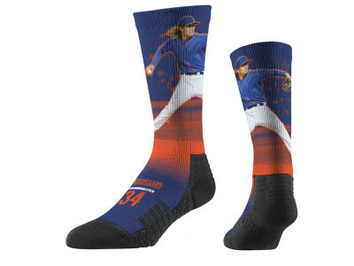 Noah Syndergaard Strideline Full Sublimation Crew Socks