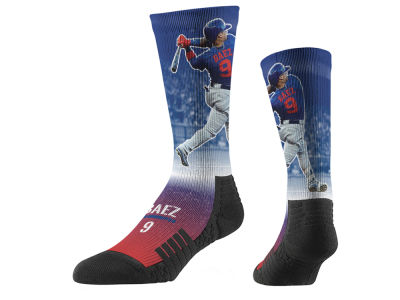 Javier Baez Strideline Full Sublimation Crew Socks