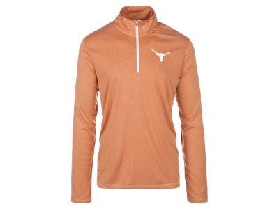 Texas Longhorns DCM NCAA Men's Triumph Quarter Zip Pullover