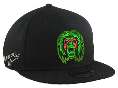 Ultimate Warrior WWE Custom 9FIFTY Snapback Cap