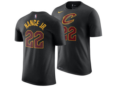 Cleveland Cavaliers Larry Nance Jr Nike NBA Men's Statement Player T-shirt