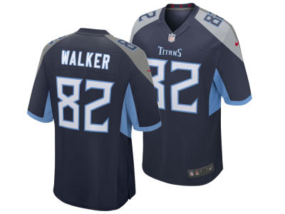 Tennessee Titans Delanie Walker Nike NFL Men's Game Jersey