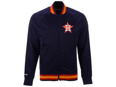 Houston Astros Mitchell & Ness MLB Men's Top Prospect Track Jacket