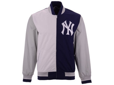 New York Yankees Mitchell & Ness MLB Men's Team History Warm Up Jacket 2.0