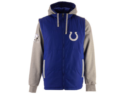 Indianapolis Colts G-III Sports NFL Men's 8 in 1 Jacket
