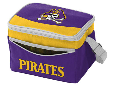 East Carolina Pirates Logo Brands Blizzard 6 Pack Cooler