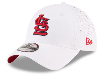 St. Louis Cardinals New Era MLB Perf Pivot 9TWENTY Cap