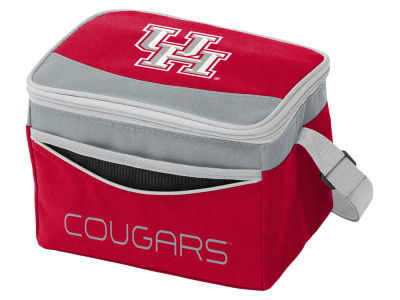 Houston Cougars Logo Brands Blizzard 6 Pack Cooler