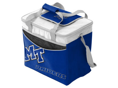 Middle Tennessee State Blue Raiders Logo Brands Blizzard 36 Pack Cooler
