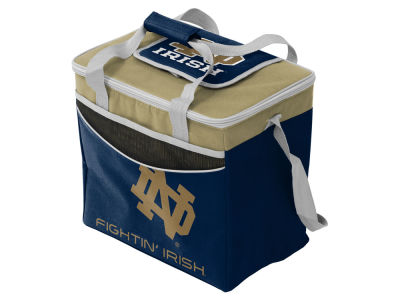 Notre Dame Fighting Irish Logo Brands Blizzard 36 Pack Cooler