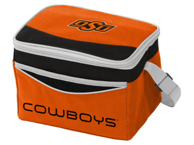 Oklahoma State Cowboys Logo Brands Blizzard 6 Pack Cooler