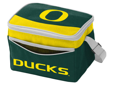 Oregon Ducks Logo Brands Blizzard 6 Pack Cooler