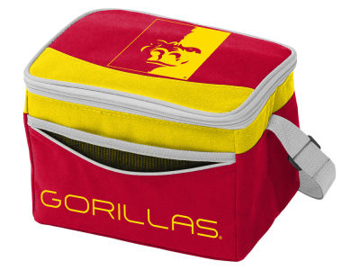 Pittsburg State Gorillas Logo Brands Blizzard 6 Pack Cooler
