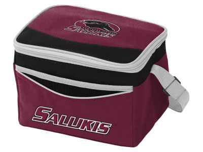 Southern Illinois Salukis Blizzard 6 Pack Cooler