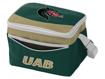 Alabama Birmingham Blazers Logo Brands Blizzard 6 Pack Cooler