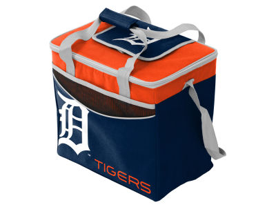 Detroit Tigers Logo Brands Blizzard 36 Pack Cooler