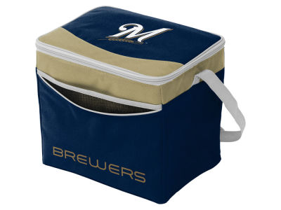Milwaukee Brewers Blizzard 24 Pack Cooler