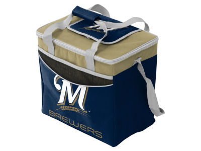 Milwaukee Brewers Logo Brands Blizzard 36 Pack Cooler